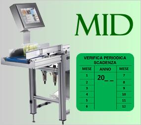 Verifica Periodica  su strumenti per pesare a funzionamento automatico (AWI)