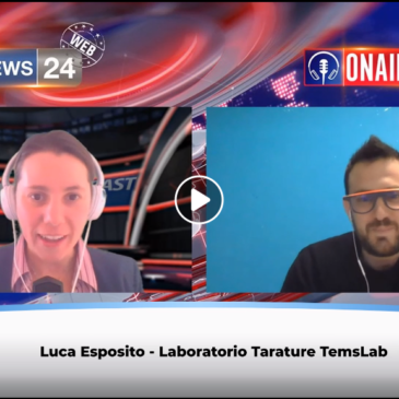 Video Intervista RADIO NEWS 24